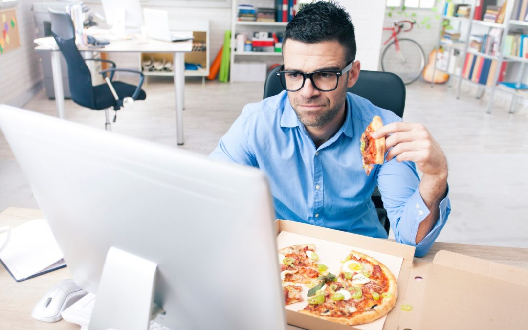 Stress Eating: What to do about it